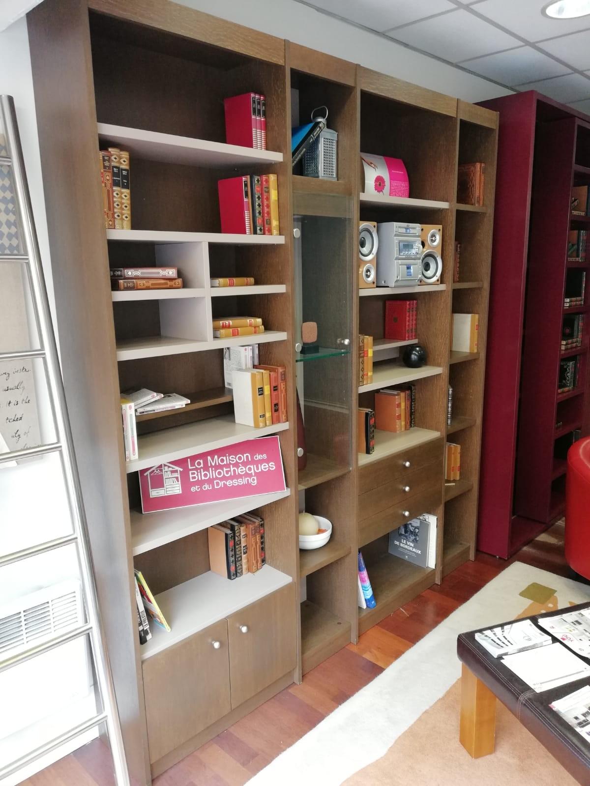 La Maison Du Dressing bibliothèque encyclopédia