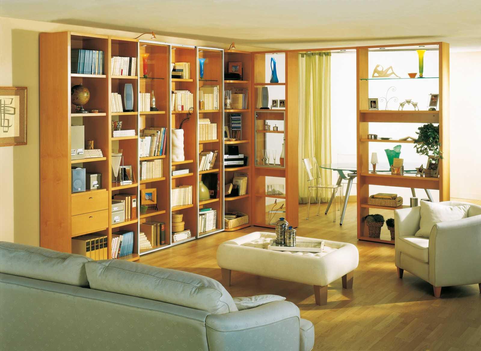 biblioth que s paration de pi ces la maison des. Black Bedroom Furniture Sets. Home Design Ideas