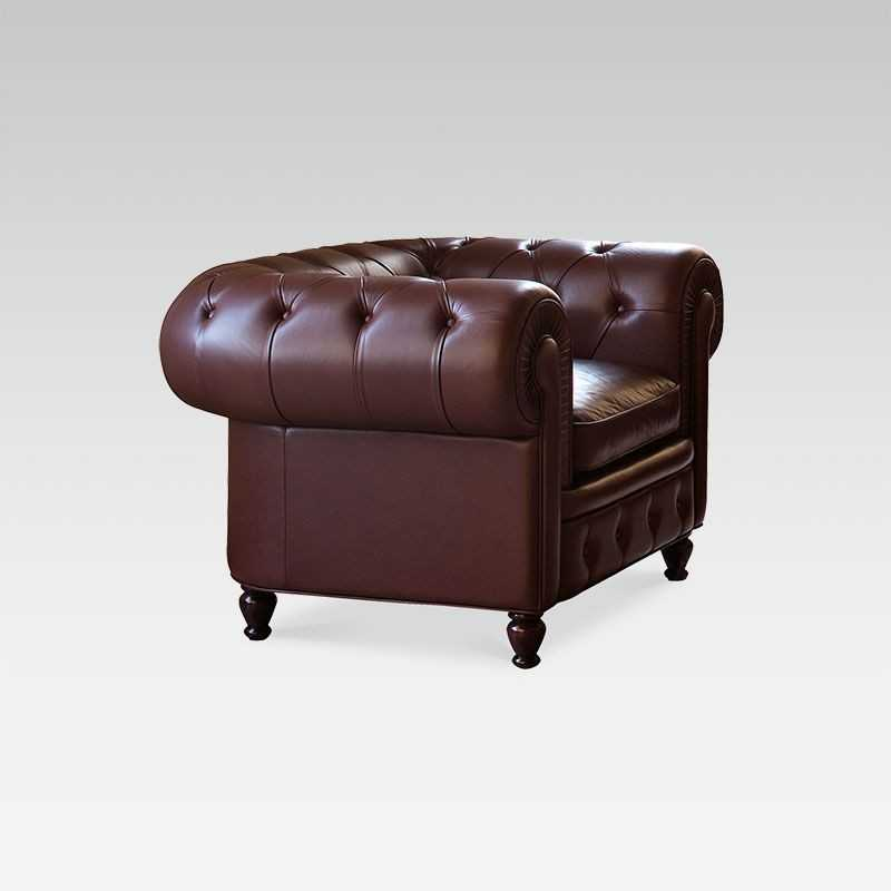 fauteuil club cuir chesterfield la maison des bibliotheques. Black Bedroom Furniture Sets. Home Design Ideas