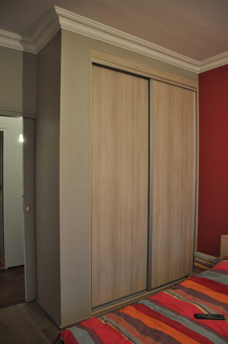 placard sur mesure chambre. Black Bedroom Furniture Sets. Home Design Ideas