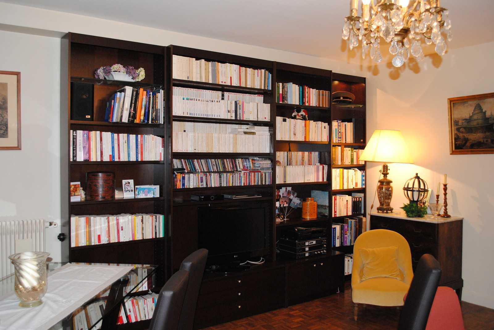 nos r alisations la maison des bibliotheques. Black Bedroom Furniture Sets. Home Design Ideas