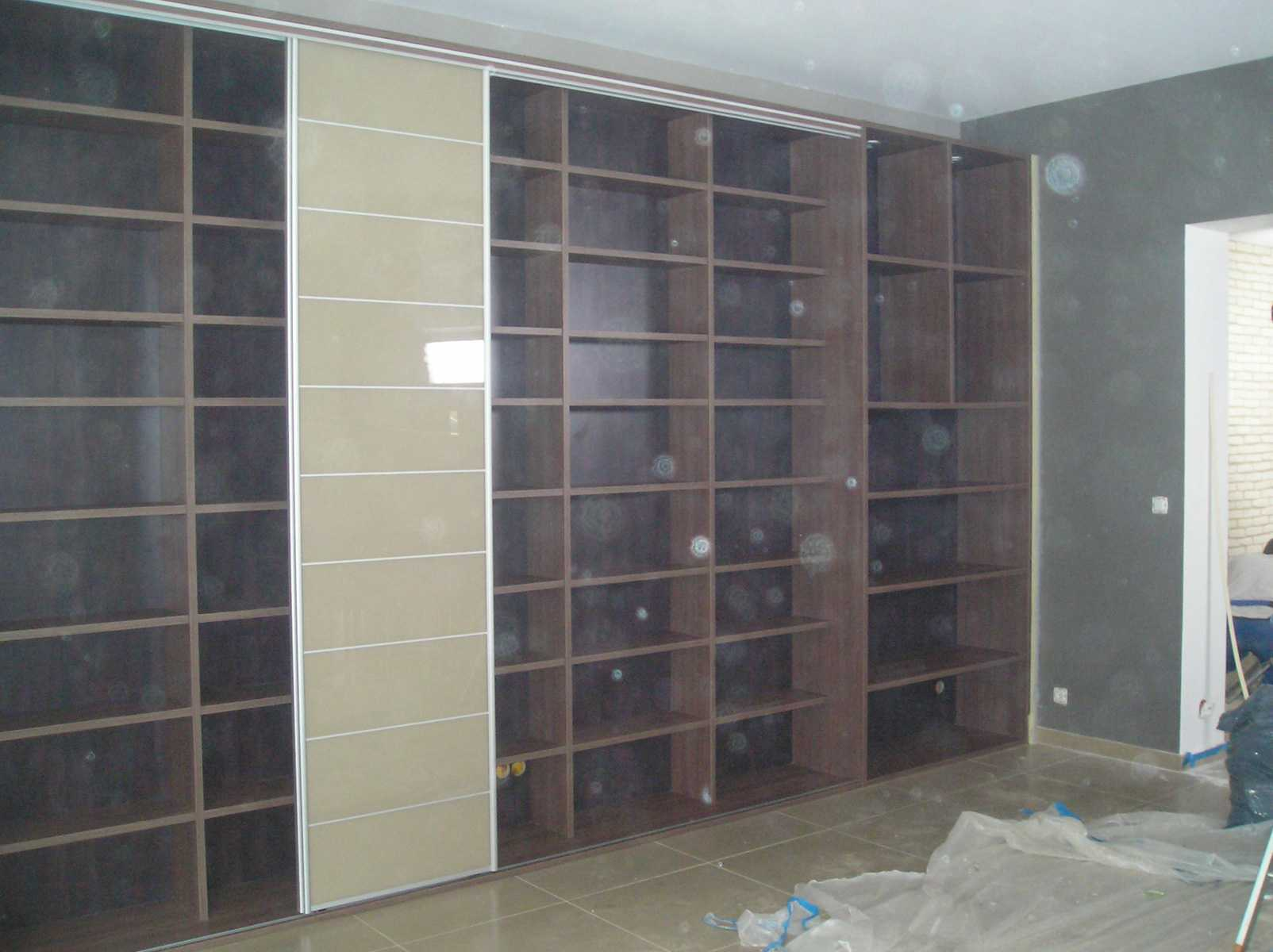 nos r alisations la maison des bibliotheques. Black Bedroom Furniture Sets. Home Design Ideas